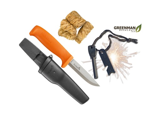 Forest School Leaders Kits | Knife and Fire Set