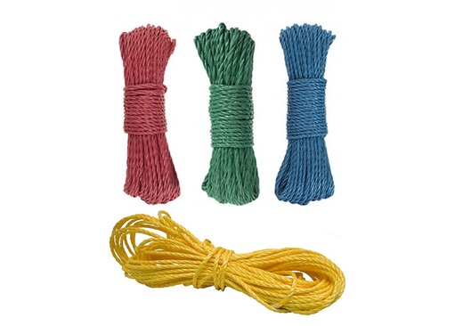 Outdoor Play Rope Colour Mix | 100 Metres