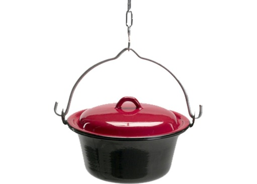Bon-fire 6 Litre Cooking Pot