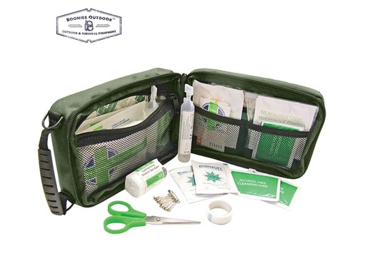 First Aid and Burns Kit