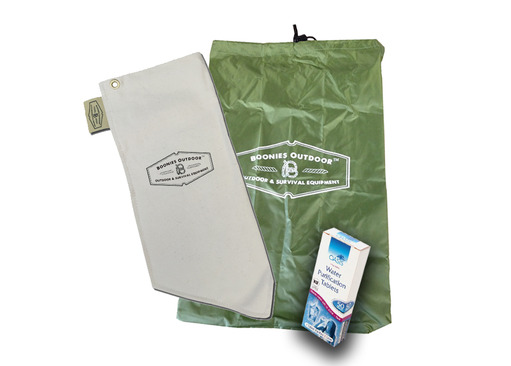 Boonies Outdoor Water Purification Set
