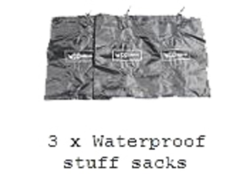 DD Waterproof Stuff Sacks