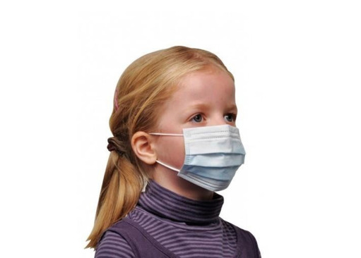 Children's Face Masks for Virus Protection