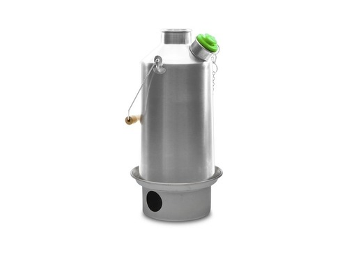 Kelly Kettle Stainless Steel Base Camp 1.5 Litre