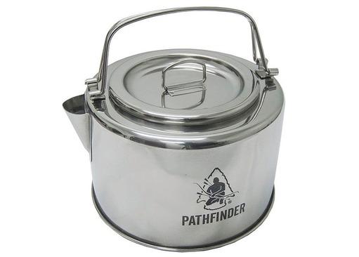 Pathfinder Stainless Steel Kettle