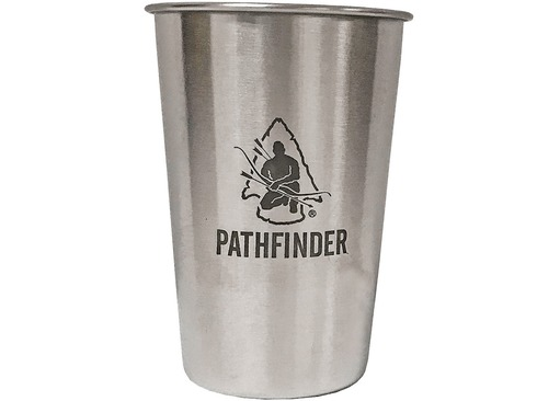 Pathfinder Stainless Steel Pint Cup
