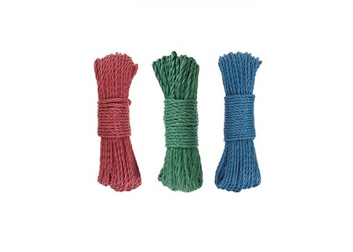 Outdoor Play Rope Colour Mix