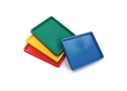 Multi-Use Plastic Trays