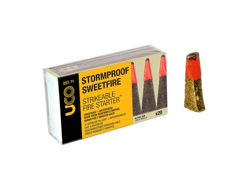 UCO Stormproof Sweetfire Matches