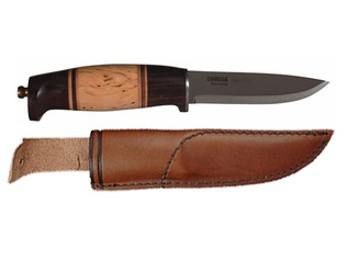 Helle Harding Bushcraft Knife