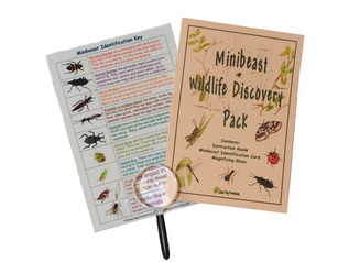 Minibeast Wildlife Discovery Pack