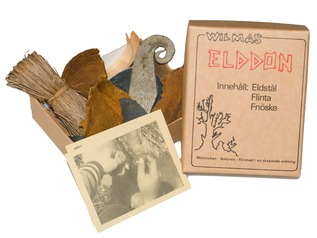 Wilmas Natural Firelighting Kit