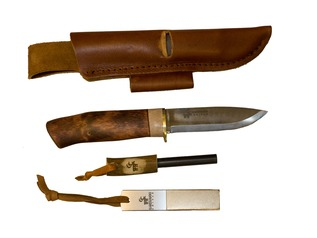 Karesuando Boar Survival & Diamond Steel Knife
