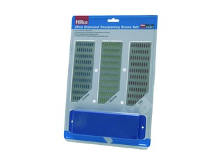 Diamond Sharpening Stone Set