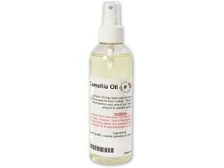 Camellia Oil Blade Protection