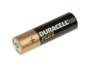 DURACELL Plus Power AA Cell Alkaline Batteries