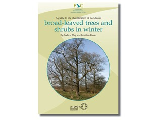 A guide to the identification of deciduous broad-leaved trees and shrubs in winter