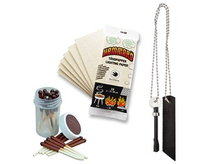 Bushcraft Fire Set