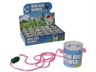 Small Bug Viewer Pots