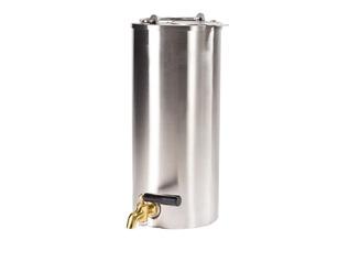 Frontier Stove Water Heater
