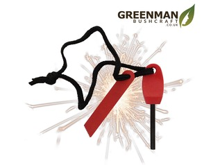 Greenman Bushcraft Mini Fire Striker