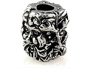 Greenman Bushcraft Pewter Bead