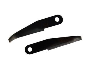 Razor Edge Crooked Bowl Blades