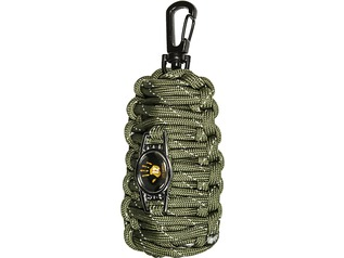Fish and Fire Paracord Keychain Kit