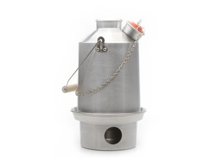 Kelly Kettle Medium Aluminium 'Scout' 1.1 Litre