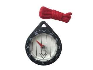 Compass on a Lanyard