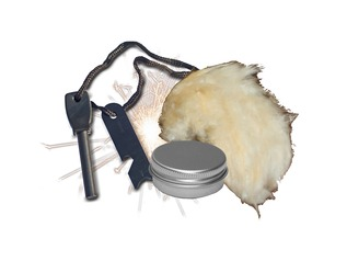Forest Schools Fire Lighting Kit