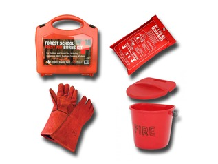 Forest School Fire Safety Set