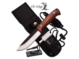 Elk Ridge Bushcraft Knife