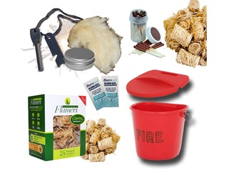 Forest School Campfire Kit
