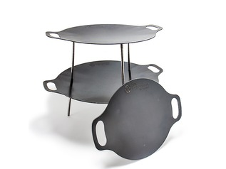 Petromax Griddle and Fire Bowl Set