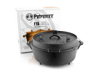 Petromax Cast Iron Dutch Ovens