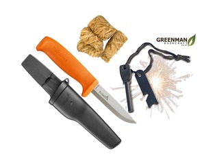 Forest School Knife and Fire Kit
