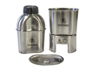 Pathfinder Canteen Cooking Set