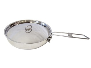 Pathfinder Folding Skillet and Lid Set