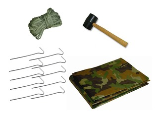 Den Building Kit