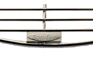 Bon-fire grill Grid - Chrome Plated Steel 70 cm