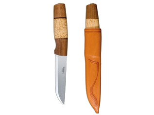 Helle Brakar Bushcraft Knife