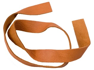 Belt Hanger Leather Strips