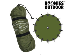 Boonies Outdoor Parachute Shelter for Groups