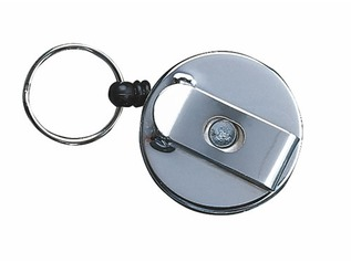 Pull-Key Reels / Extendable Key Ring
