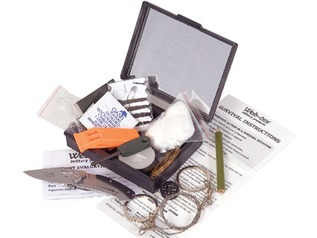 Web-tex Bushcraft Survival Kit