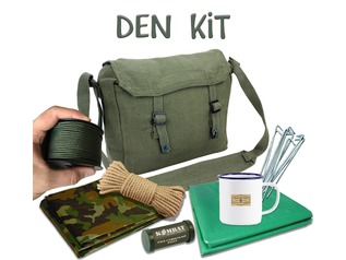 Boonies Outdoor Den Building Kit