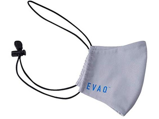 EVAQ COVID-Killing Face Mask
