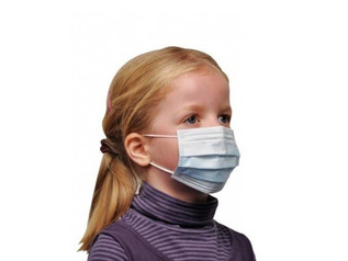Child Sized Face Masks for COVID-19 and other Viruses