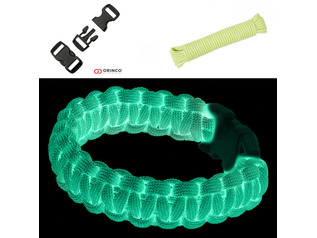 Glowing Paracord Bracelet
